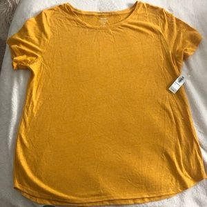 OLD NAVY | Yellow Everywhere Tee